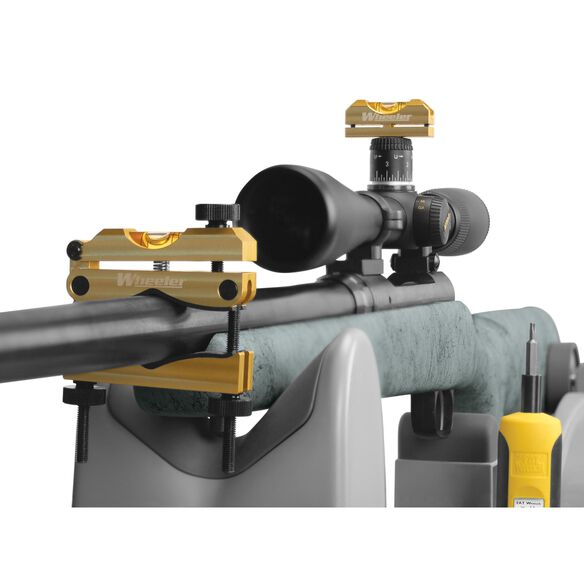 Professional Reticle Leveling System