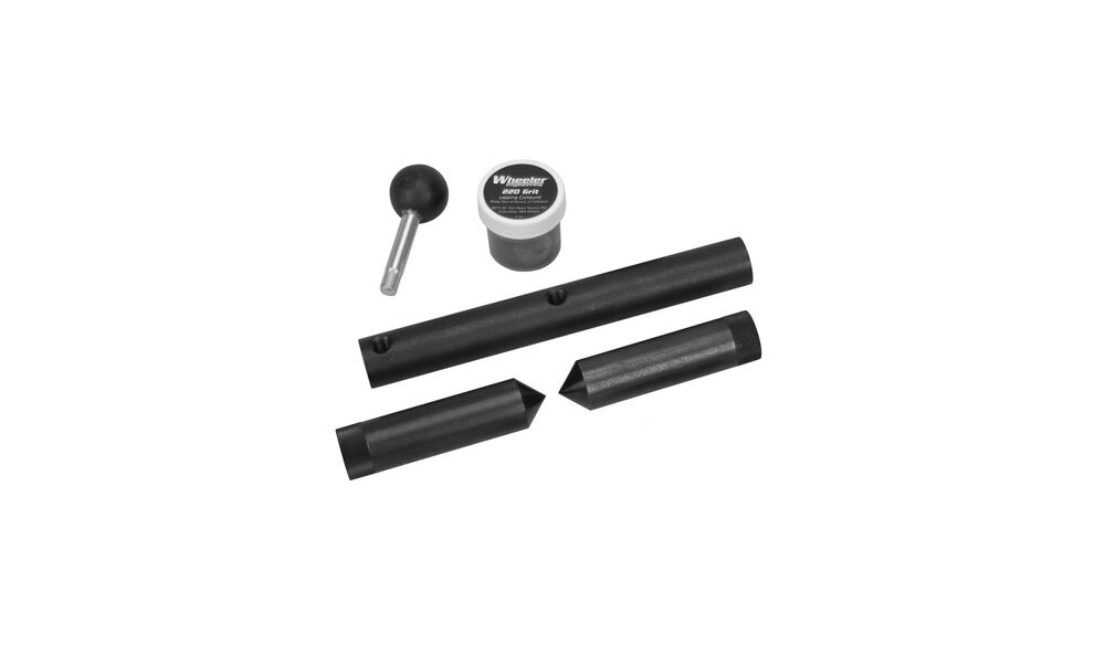 Scope Ring Alignment and Lapping Kit