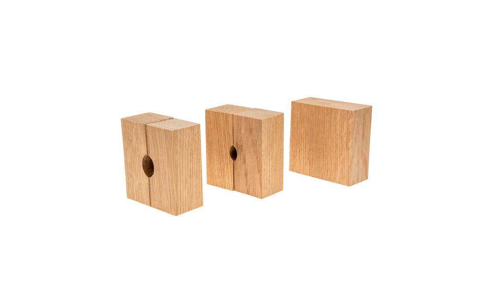 Set of 3 Replacement Oak Bushings