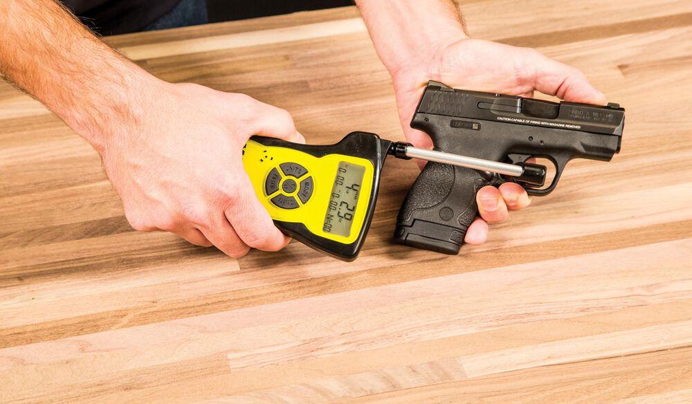 Professional Digital Trigger Gauge