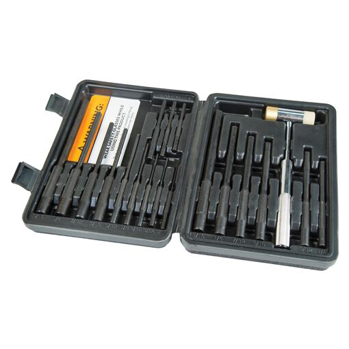 Master Roll Pin Punch Set