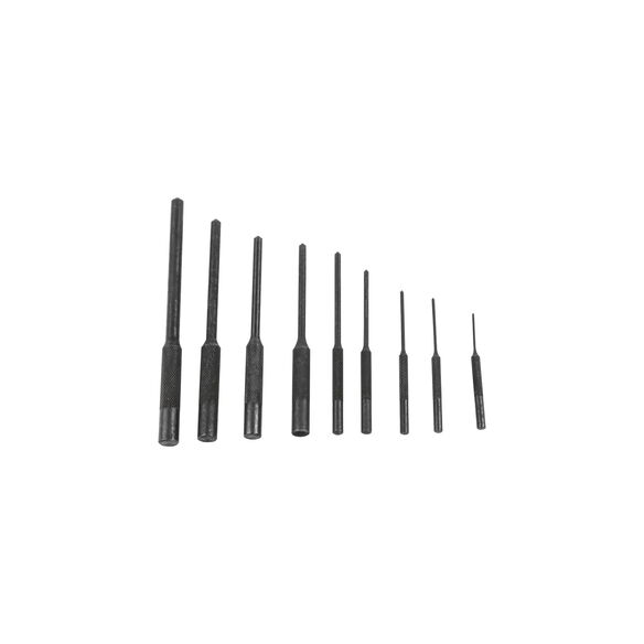 9 piece set 204513 Wheeler Roll Pin Punch Set Tool