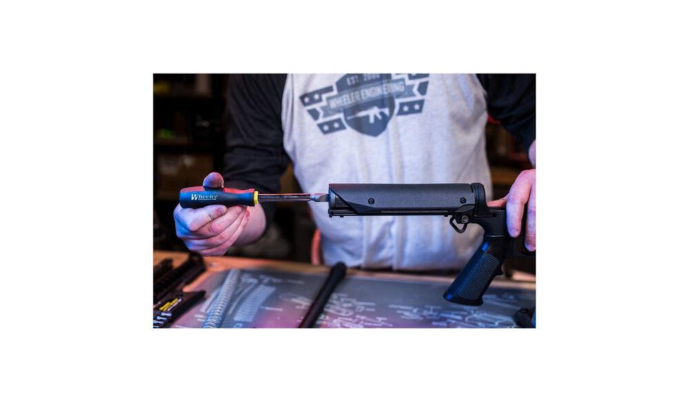 72 Piece Professional Gunsmithing Screwdriver Set