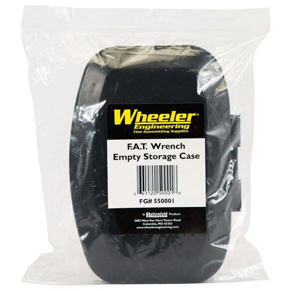 F.A.T. Wrench® Hard Case, empty