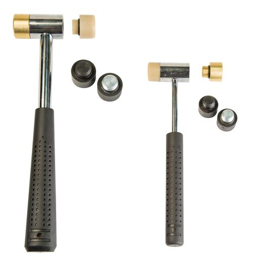 Master Gunsmithing Interchangeable Hammer Set
