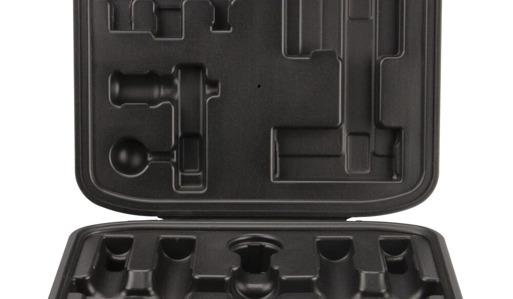 Scope Mounting Kit Plastic Case Only