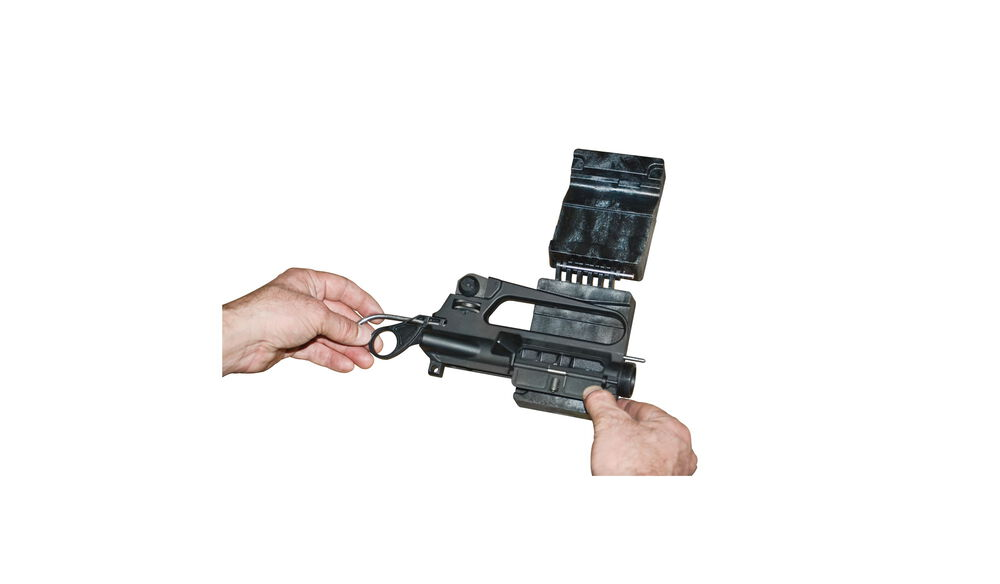 Delta Series AR-15 Upper  Vise Block Clamp