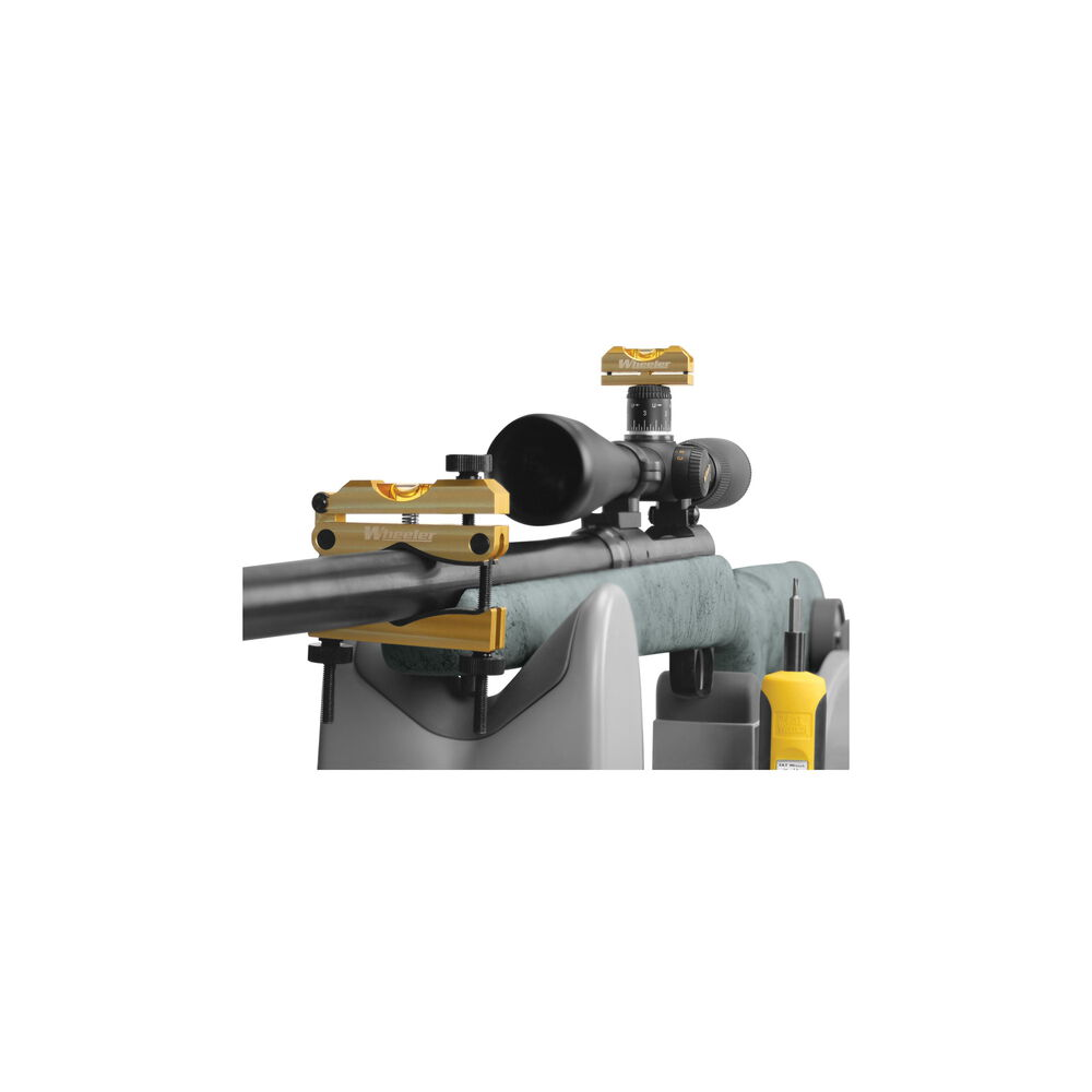 Reticle Alignment Leveling Tool Kit Gun Rifle Scope Wheeler Pro Repair Gunsmith